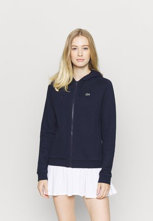 JACKET - Zip-up hoodie - navy blue