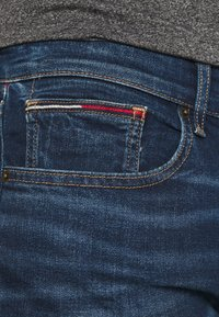 Tommy Jeans - AUSTIN SLIM - Jean slim - aspen dark blue stretch - 3