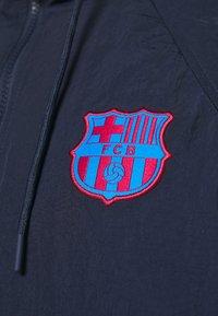 Nike Performance - FC BARCELONA - Club wear - noble red/obsidian/purple pulse/soar - 4