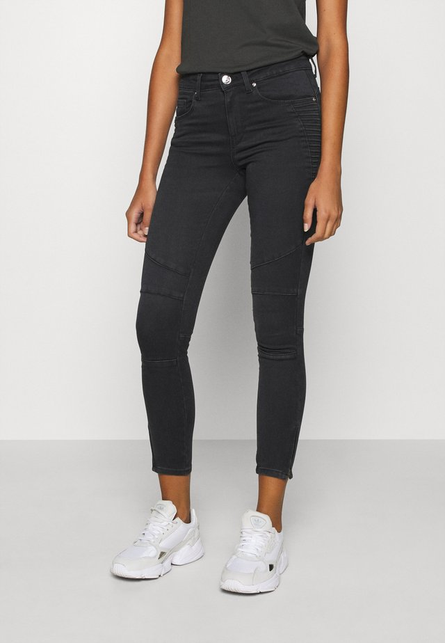 ONLROYAL LIFE  - Jeansy Skinny Fit - black