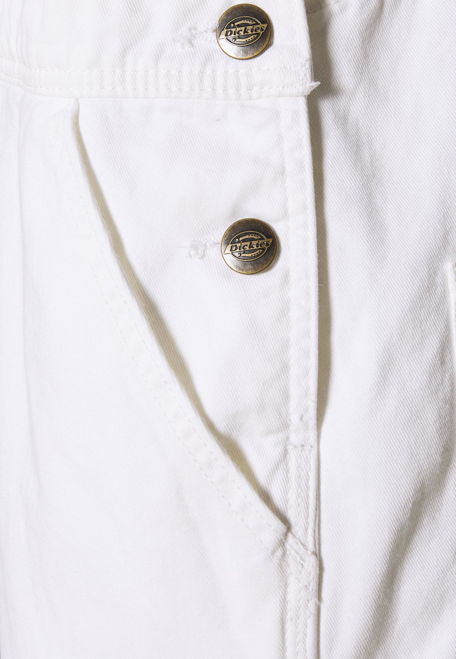 Calidad Ropa de mujer Dickies ROOPVILLE Peto white P111f7
