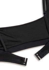 OYSHO - Bikini top - black - 6