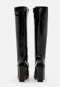 Trendyol - High heeled boots - black - 3