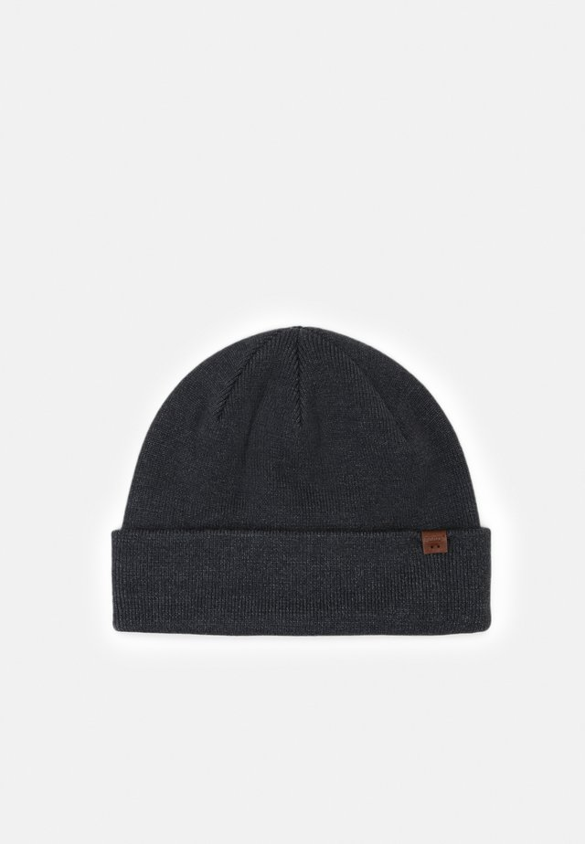 WILLES BEANIE UNISEX - Mütze - dark heather
