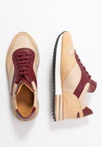By Malene Birger - LOU LOU - Sneakersy niskie - beige - 3