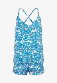 Chelsea Peers - UNICORN CAMI SET - Pyjama - multi - 0