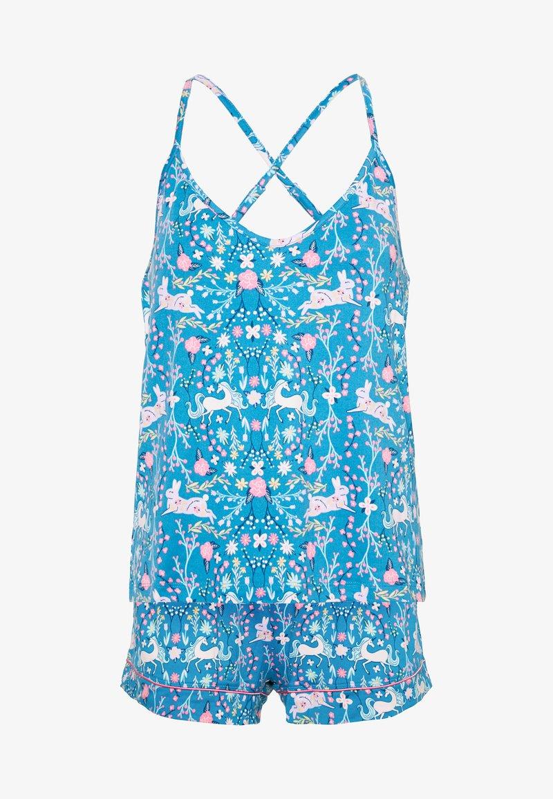 Chelsea Peers - UNICORN CAMI SET - Pyjama - multi