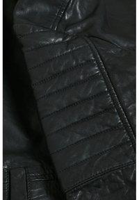 Matinique - Leather jacket - black - 6