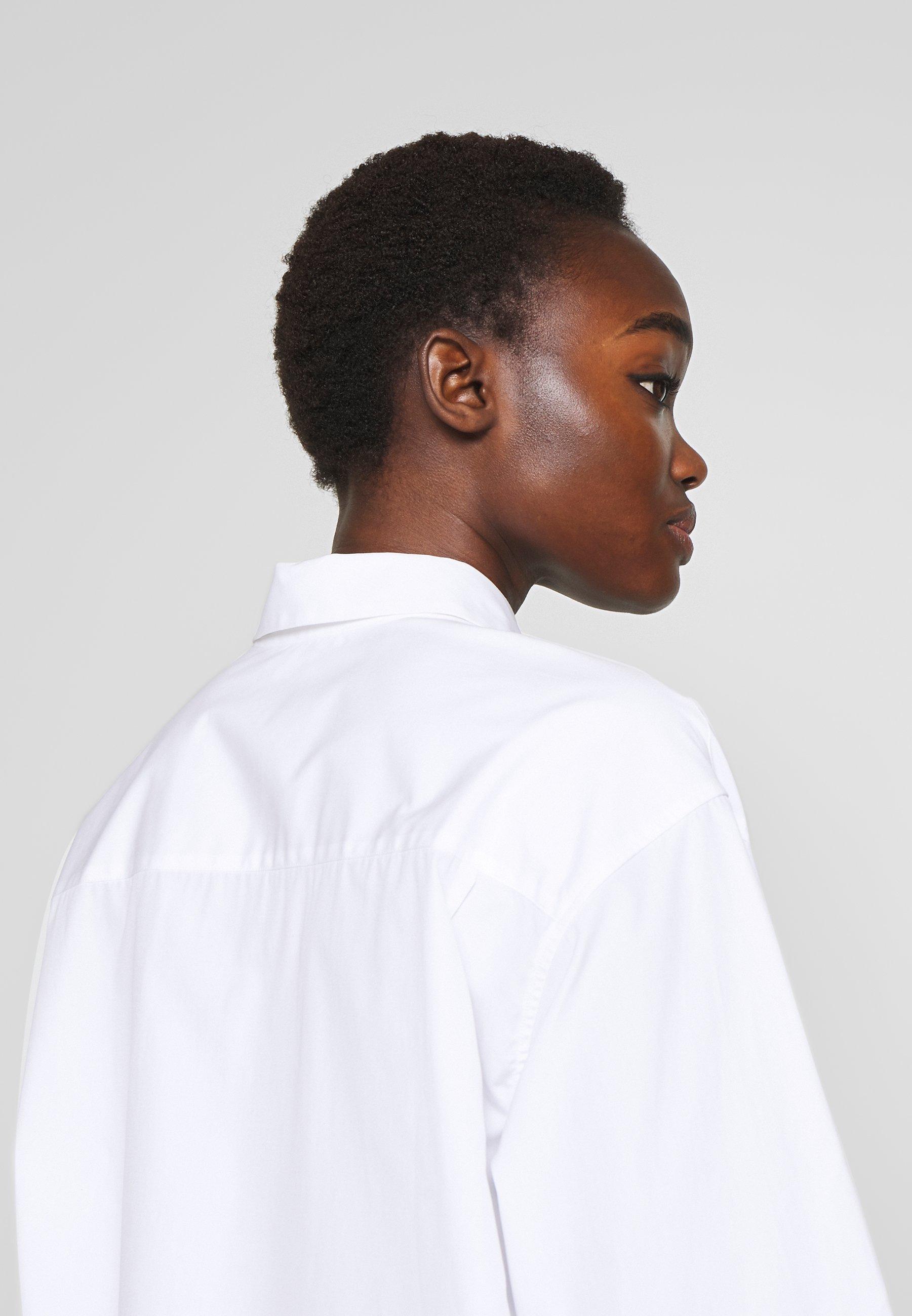 Filippa K SAMMY Skjorte white Zalando.no