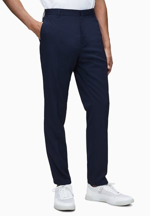 Suit trousers - calvin navy