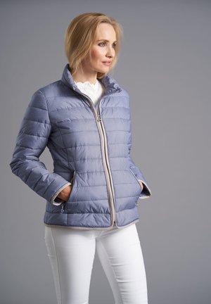 DEMI - Light jacket - deep blue print