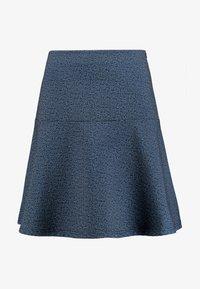TOM TAILOR - SKIRT CASUAL - Mini skirt - navy blue - 3