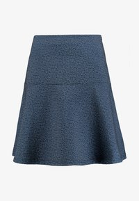 SKIRT CASUAL - Minifalda - navy blue