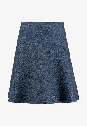 SKIRT CASUAL - Mini skirt - navy blue