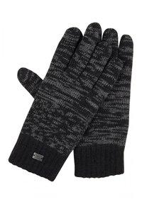 camel active - Gloves - grey/black - 1