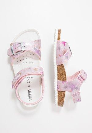 ADRIEL GIRL - Riemensandalette - pink