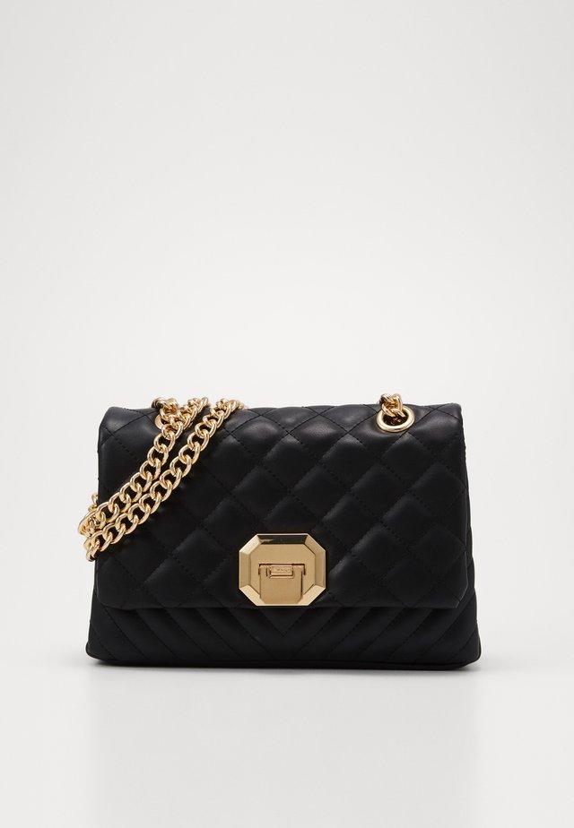 MENIFEE - Handbag - black