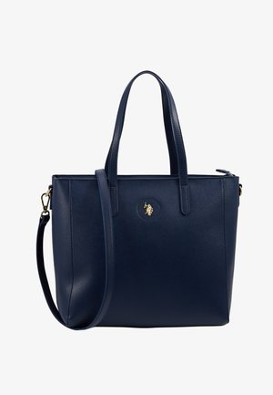 JONES - Shopping Bag - navy