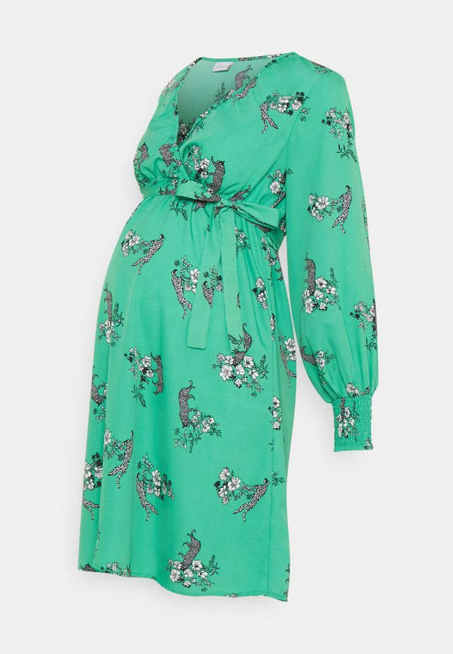 NURSING DRESS - Robe d'été - holly green