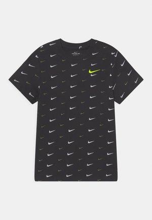 PLUS - T-shirts print - black