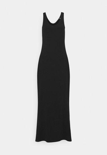 ONLMAY LIFE V NECK DRESS - Maxi dress - black