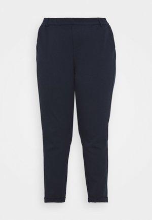 VMKAYA LOOSE SOLID PANT - Chinos - navy blazer
