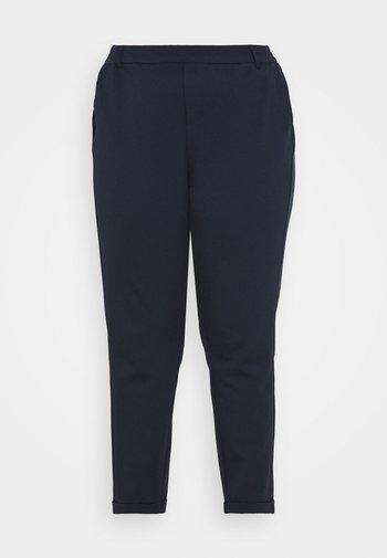 VMKAYA LOOSE SOLID PANT - Chinot - navy blazer
