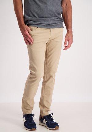 Slim fit jeans - sand