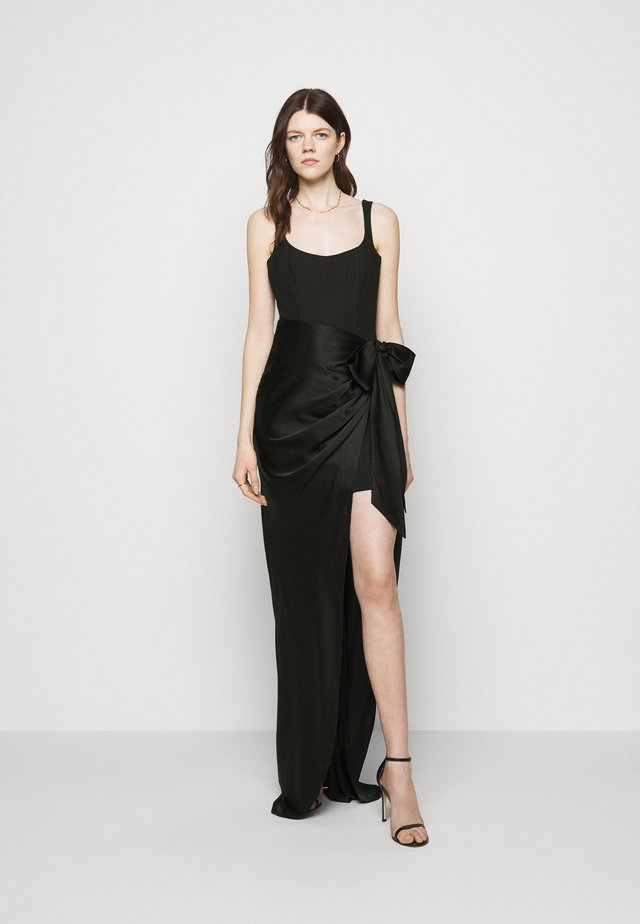 MARIAN GOWN - Robe de cocktail - black