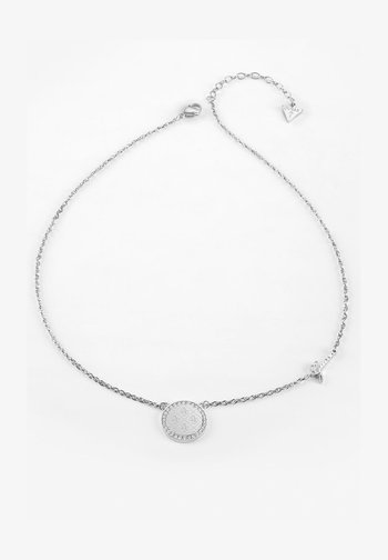ROUND HARMONY - Necklace - silber