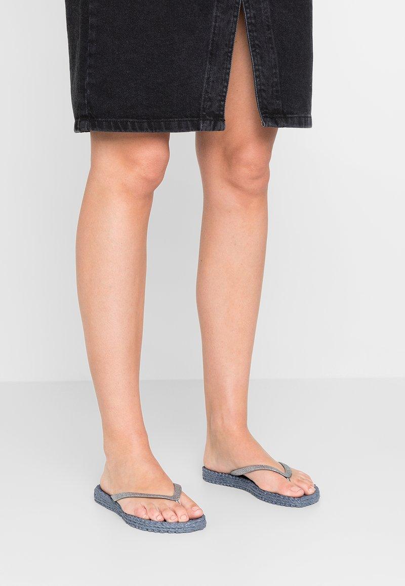 Ilse Jacobsen - CHEERFUL - Pool shoes - grey