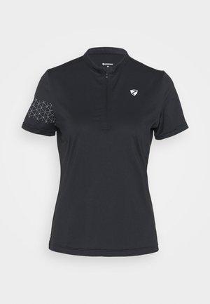 NAMINTA LADY TRICOT - Print T-shirt - black