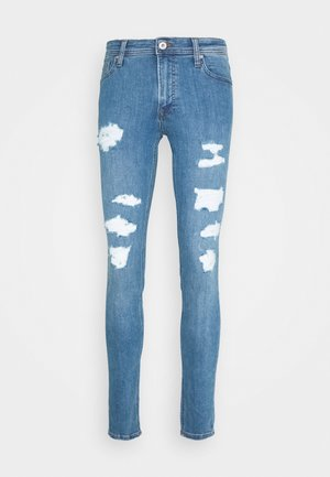 JJIOTLIAM JJORIGINAL - Jeans Skinny Fit - blue denim