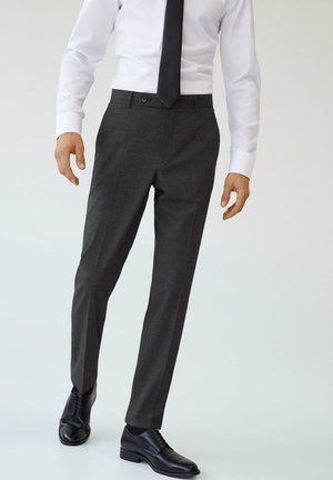 BRASILIA - Suit trousers - black