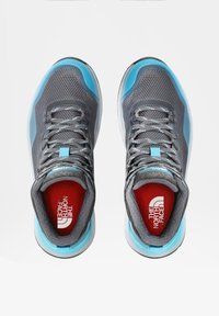 The North Face - ACTIVIST MID FUTURELIGHT - Mountain shoes - zinc grey maui blue - 2