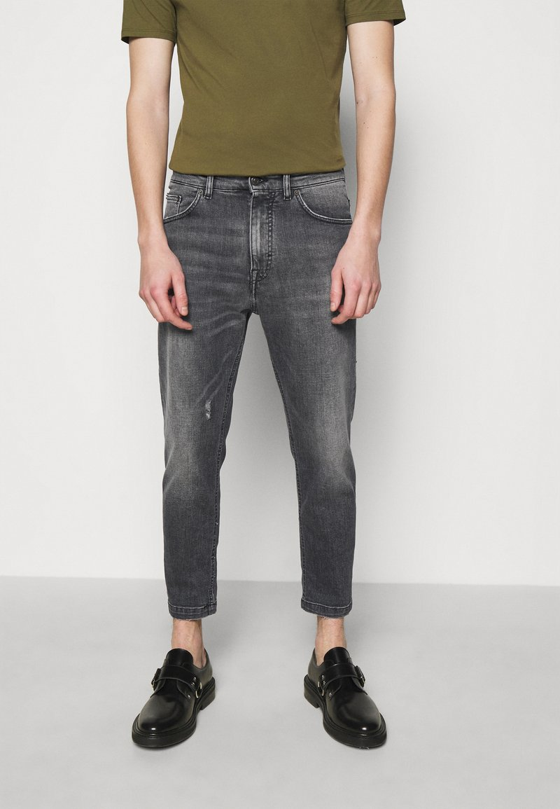 DRYKORN - BIT - Jeans Tapered Fit - grey