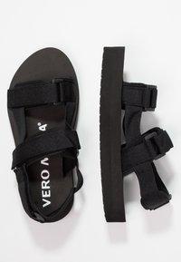 Vero Moda - VMLIA - Sandales à plateforme - black - 3