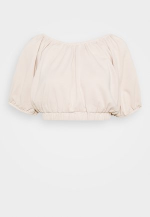 BERGAMOT TOP - Sweater - cream