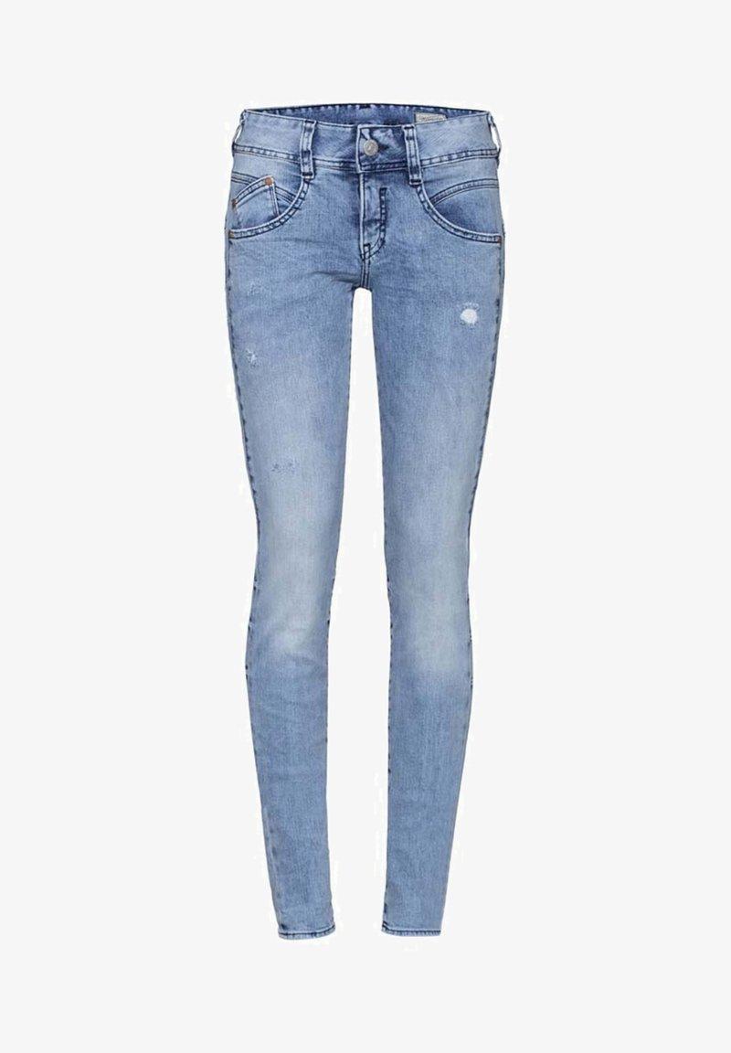 Herrlicher - Jeans Skinny Fit - blue