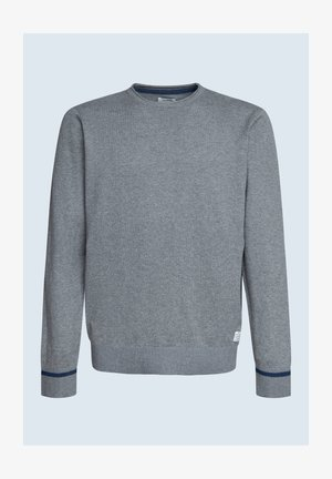 PABLO - Pullover - gris marl