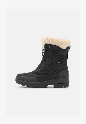 TORINO - Zimní obuv - black/sea salt