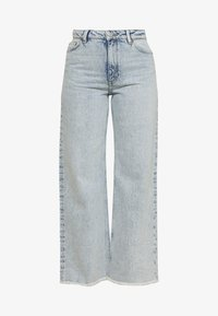 Monki - YOKO CROPPED - Jeans relaxed fit - blue - 0
