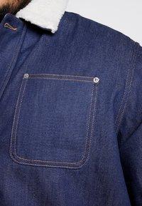 Jack & Jones - JJIHANK JJJACKET  - Denim jacket - blue denim - 5