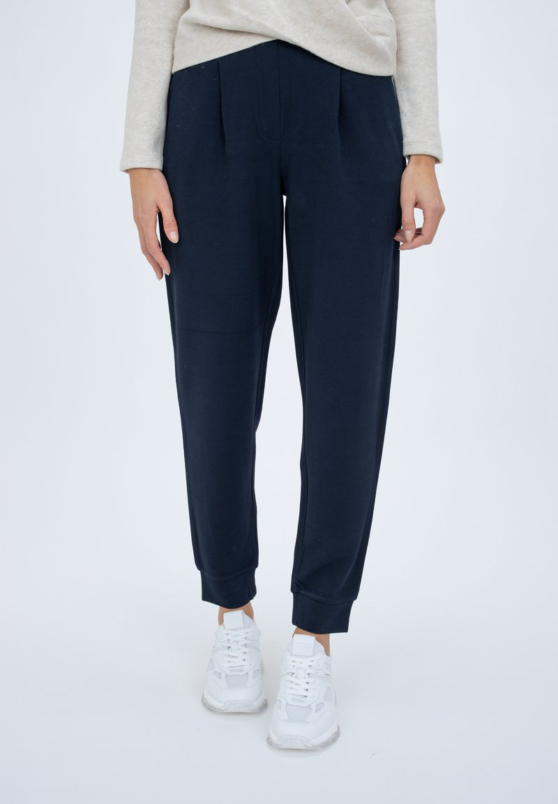 someday. - CHANNO - Trousers - universe blue