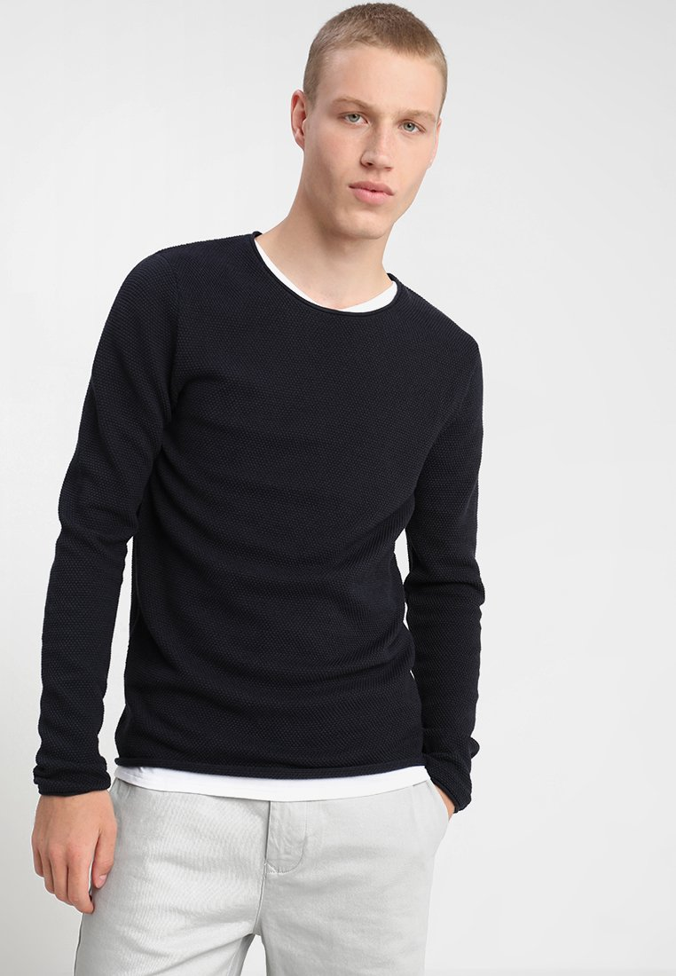Selected Homme - SLHROCKY  - Neule - dark sapphire