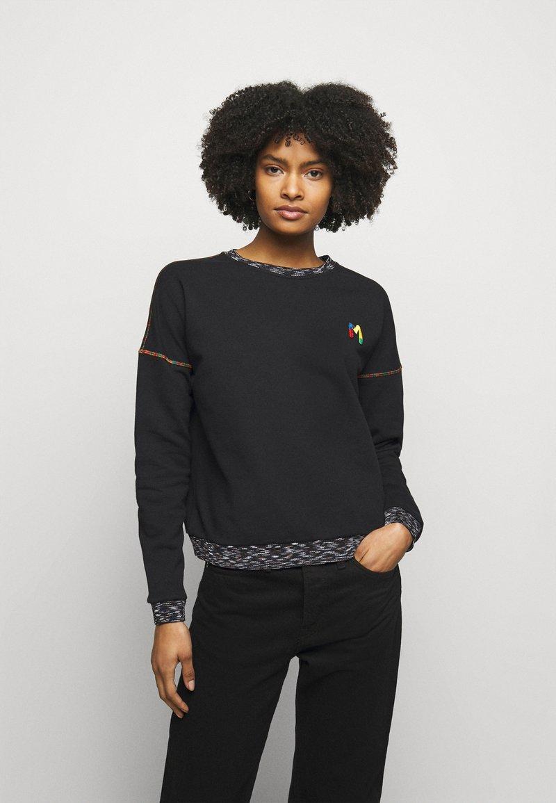 M Missoni - FELPA - Sweatshirt - black