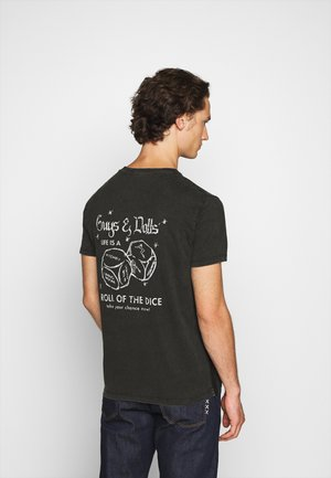 Camiseta estampada - blackboard