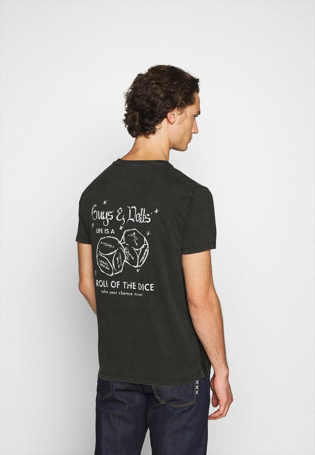 T-shirt imprimé - blackboard