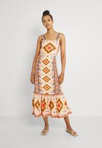 Never Fully Dressed - BRIDGET DRESS - Maxi dress - multi - 0