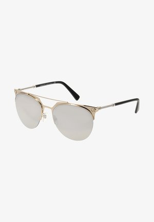 Solglasögon - gold/light grey/silver